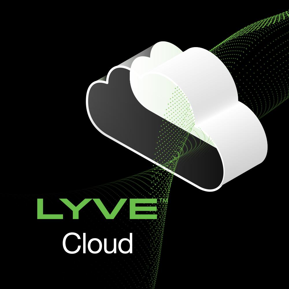 Seagate представила облачное хранилище Lyve Cloud