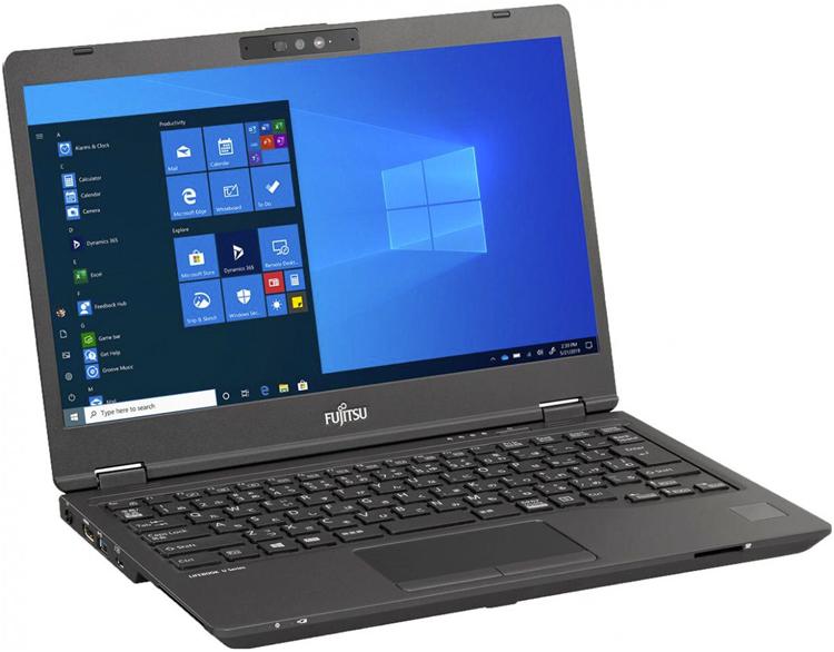 Обновленные ноутбуки Fujitsu LIFEBOOK