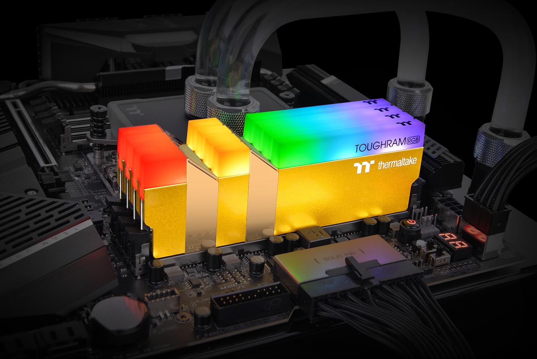 Память TOUGHRAM XG RGB DDR4
