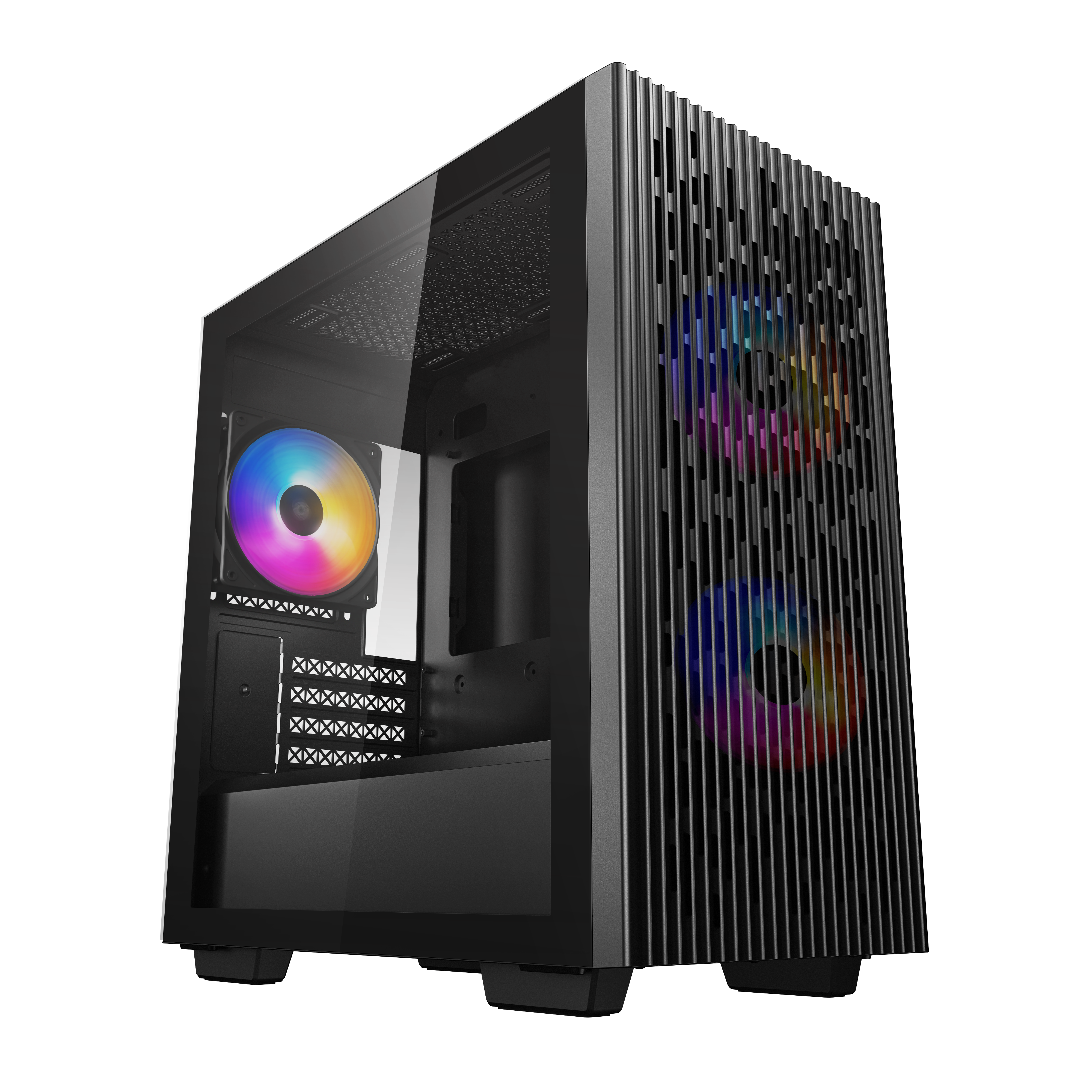 DeepCool представила новый корпус MATREXX 40 3FS mATX