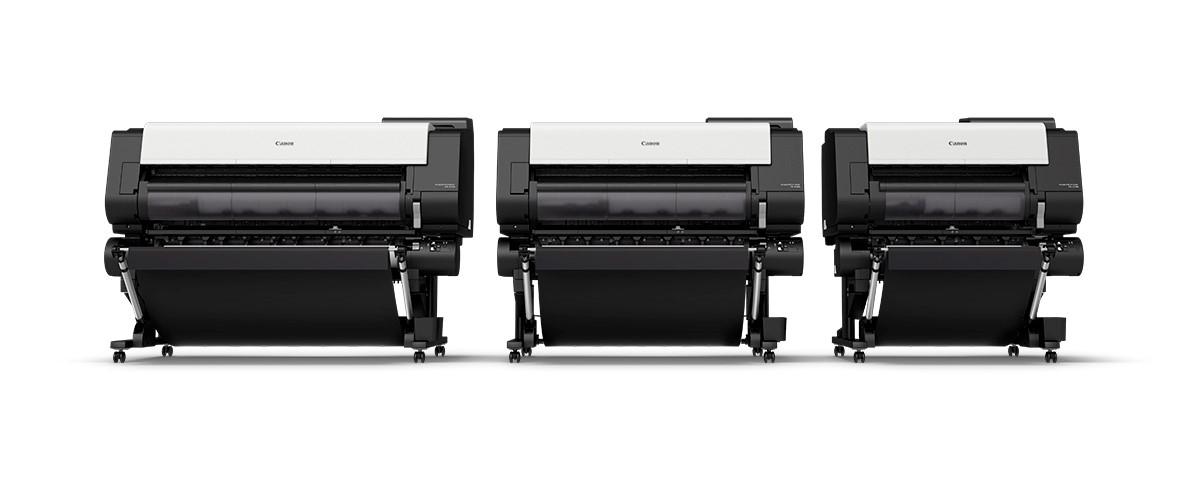 Новые принтеры серии PROGRAF TX и сканеры Z36