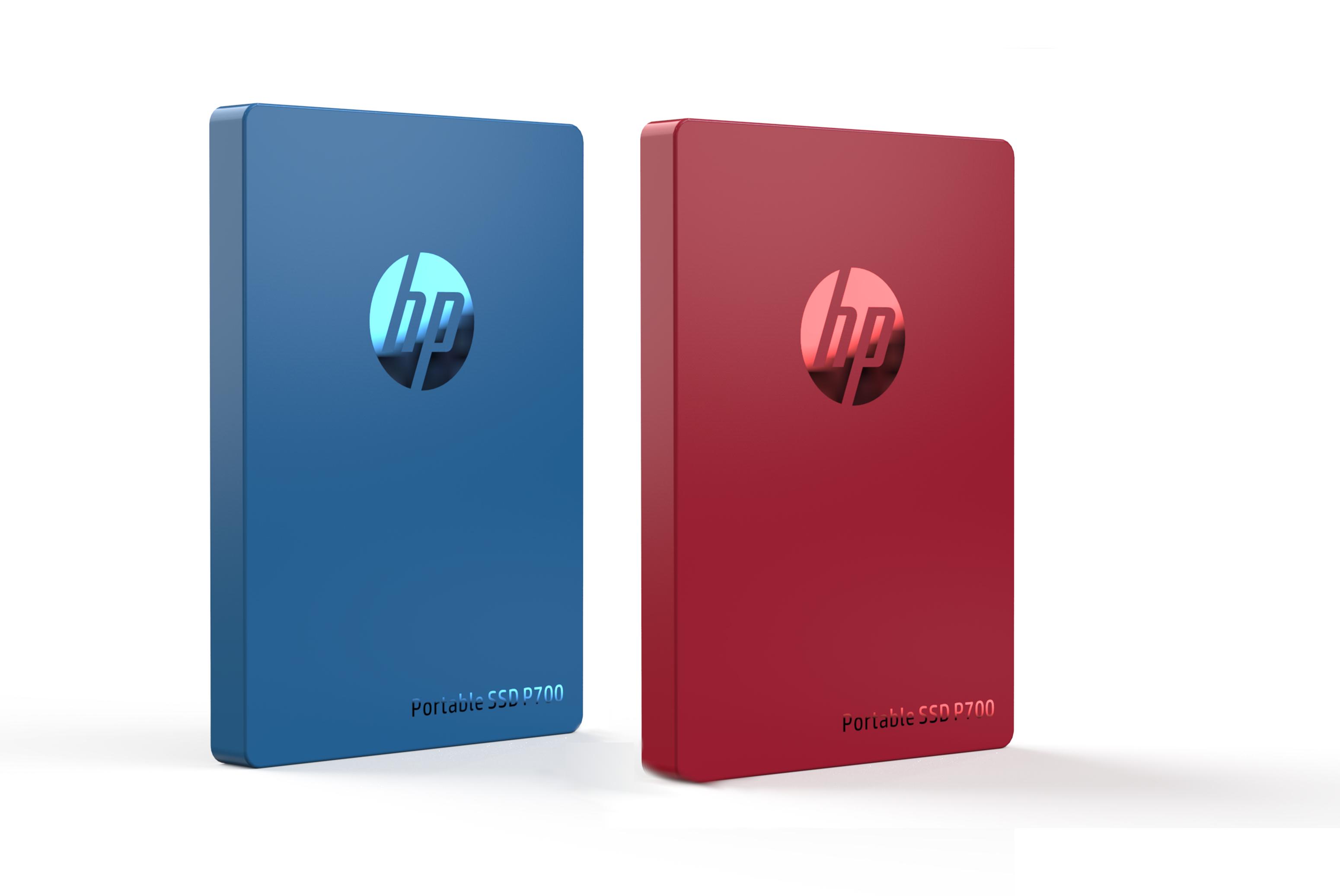 Портативные SSD HP P700