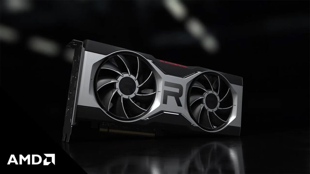 AMD представила видеокарту Radeon RX 6700 XT
