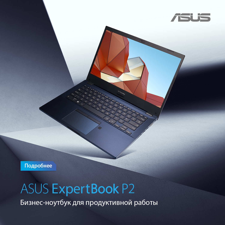 Ноутбук ASUS ExpertBook P2