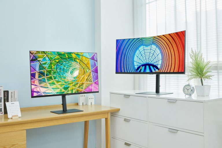 Samsung анонсировала новую линейку мониторов