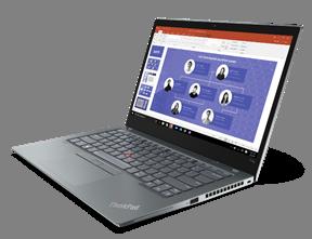 Lenovo представила ноутбуки серии ThinkPad и монитор ThinkVision P40w-20