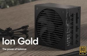 Fractal выпускает блок питания Ion Gold