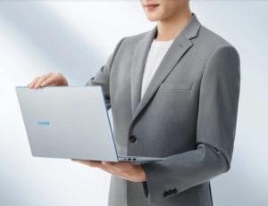 HONOR объявляет о старте продаж ноутбуков HONOR MagicBook на базе процессоров Intel Core 11-го поколения