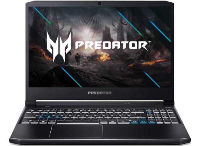 Acer представила в России новый игровой ноутбук Helios 300