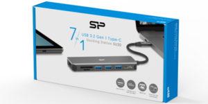 Silicon Power представила новую док-станцию 7-в-1
