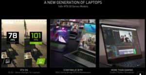 NVIDIA представляет GeForce RTX 3050 и 3050 Ti для ноутбуков