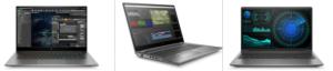 Новые ноутбуки HP серии Z для совместной работы творческих профессионалов