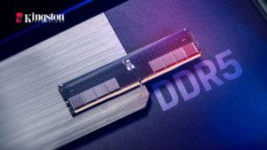 Kingston Technology начала новый этап подготовки к релизу модулей памяти DDR5 с возможностью разгона