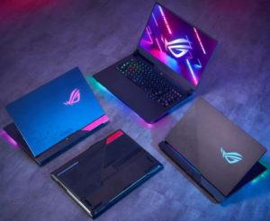 Новая линейка геймерских ноутбуков ASUS ROG и TUF Gaming с графическими процессорами NVIDIA GeForce RTX 3050 Ti и GeForce RTX 3050