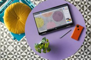 HP представляет новые модели ноутбуков-трансформеров для мобильных пользователей