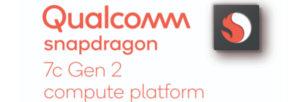 Qualcomm расширила портфолио, представив вычислительную платформу Snapdragon 7c Gen 2