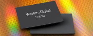 Western Digital представила новую флеш-платформу на базе универсальной флеш памяти (UFS) 3.1
