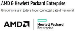 Процессоры AMD EPYC в основе новых решений HPE Enterprise Storage