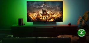 Philips Momentum — первый в мире монитор, созданный для Xbox