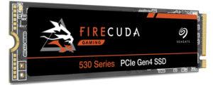 Seagate представляет новый игровой твердотельный накопитель FireCuda 530