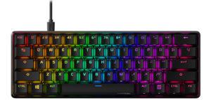 Механическая игровая клавиатура Alloy Origins 60 от HyperX поступила в продажу