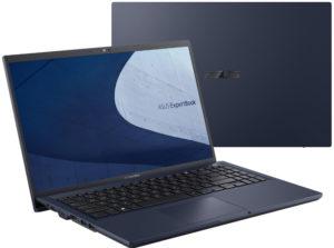 Стартовали продажи бизнес-ноутбуков ASUS ExpertBook B1