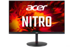 Acer выводит на российский рынок игровой монитор Nitro XV252QZ