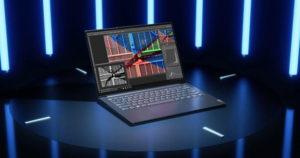 Lenovo представляет ультратонкий ноутбук Yoga Slim 7 Pro