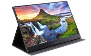 Acer представила новый портативный монитор AOPEN 16PM3Q