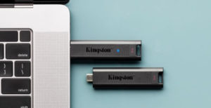 Kingston Digital представляет USB-накопитель DataTraveler Max 3.2 Gen 2, со скоростью чтения до 1000 МБ/с