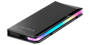 ADATA представляет корпус для SSD с RGB EC700G