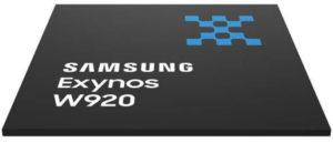 Samsung представила первый в отрасли 5-нм процессор для носимых устройств нового поколения