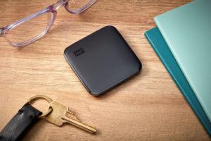 Western Digital выпускает новый портативный SSD-накопитель