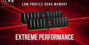 PNY представила игровую память DDR4 в новом форм-факторе