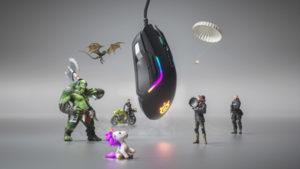 SteelSeries объявляет о начале продаж игровой мыши Rival 5
