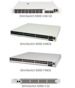 Alcatel-Lucent Enterprise объявляет о выпуске коммутаторов OmniSwitch 6900