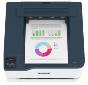 Принтер Xerox C230 и МФУ Xerox C235 повысят производительность и экономичность цветной печати