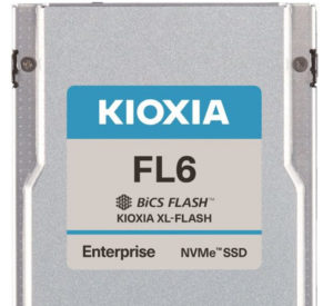 KIOXIA представила новые накопители FL6