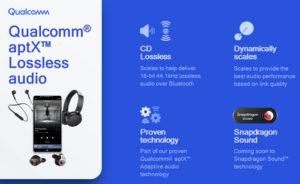 Qualcomm реализовала на платформе Snapdragon Sound возможность воспроизведения звука без потерь по каналу Bluetooth