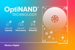 Western Digital выпустила концептуально новый жесткий диск