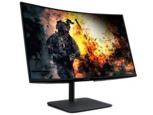 AOPEN 32HC5QRZ: новый игровой монитор с изогнутым экраном