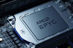 В виртуальных машинах Google Cloud используются процессоры AMD EPYC третьего поколения
