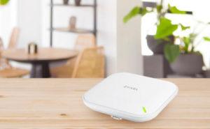 Zyxel NWA50AX — доступный Wi-Fi 6 малому бизнесу