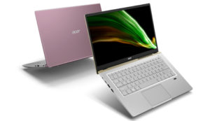 Непревзойдённая лёгкость: Acer представила новый ноутбук Swift X