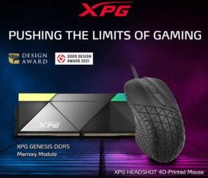 XPG: игровая мышь, распечатанная на 4D принтере